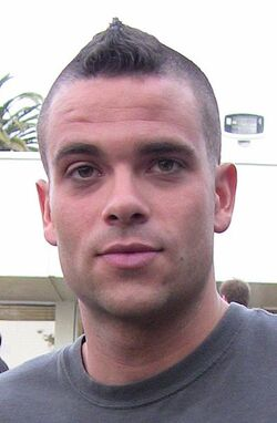 Mark Salling template photo