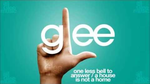One Less Bell To Answer A House Is Not A Home Glee HD FULL STUDIO