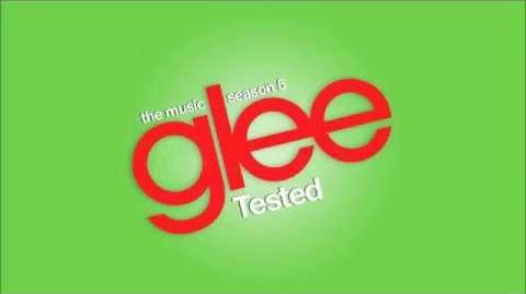 Let's Wait Awhile Glee HD FULL STUDIO