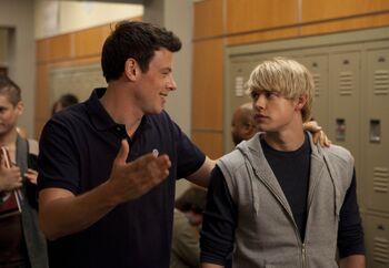 Glee fanfiction Puck et Rachel datant