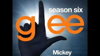 Glee - Mickey (DOWNLOAD MP3 LYRICS)