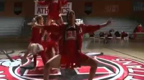 Dang Diggy Dang - Glee Performance