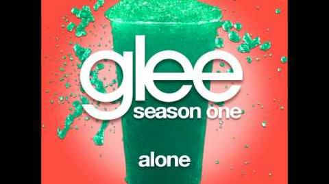 Glee - Alone