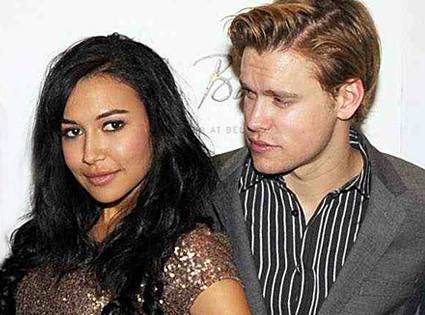 Has Naya Rivera moved on from costar, Mark Salling? There are rumors that  she hooked up with a different Glee costar at her birthday bash!