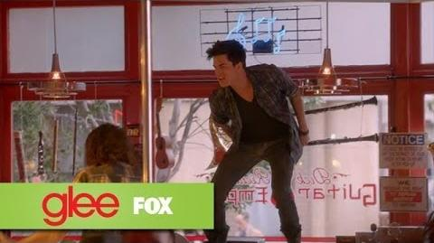 """Full Performance of """"I Believe In A Thing Called Love"""" from """"Frenemies"""" GLEE-0"""