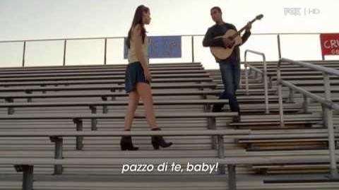 """Glee 4x02, """"Britney 2"""