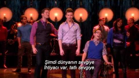 Glee En İyiler What The World
