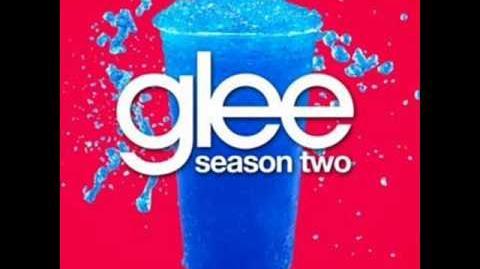 Glee - Back To Black (HQ FULL)