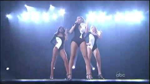 'Single Ladies' Live Beyonce AMA