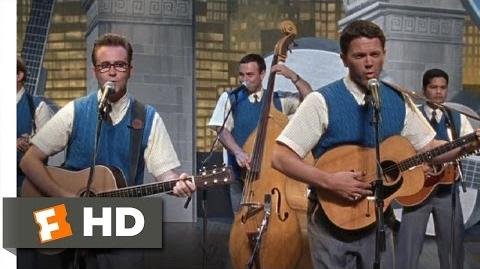 A Mighty Wind (8 10) Movie CLIP - Never Did No Wanderin' (2003) HD