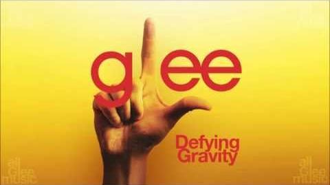 Defying Gravity Glee HD FULL STUDIO