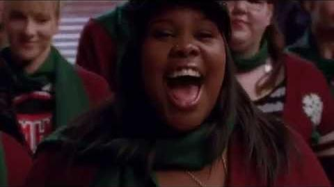 Glee- We Need A Little Christmas (Full Performance) (Official Music Video) HD-0