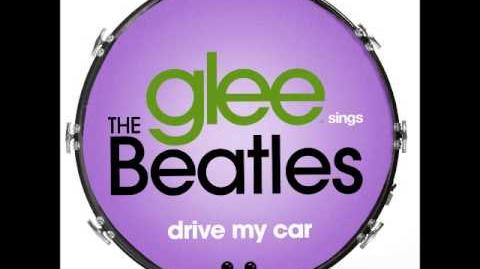 Glee - Drive My Car (DOWNLOAD MP3 LYRICS)