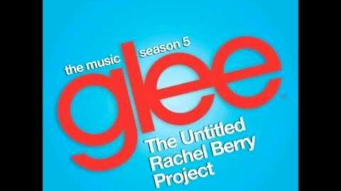 Glee - Glitter In The Air (DOWNLOAD MP3 LYRICS)