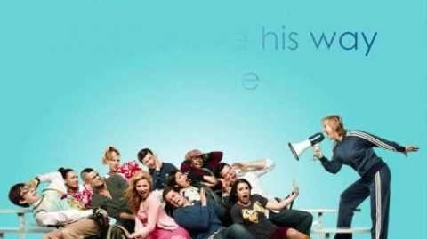 Glee - One Of Us Official Video Lyrics