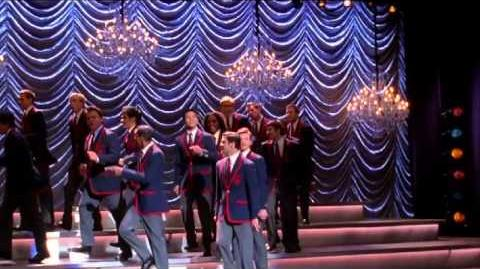 Glee Hey, Soul Sister Full Performance Official Music Video SD
