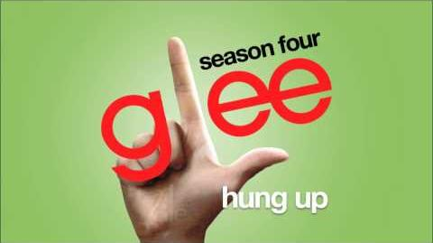 Hung Up Glee HD FULL STUDIO