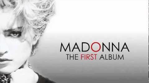 Madonna - Lucky Star (Audio)