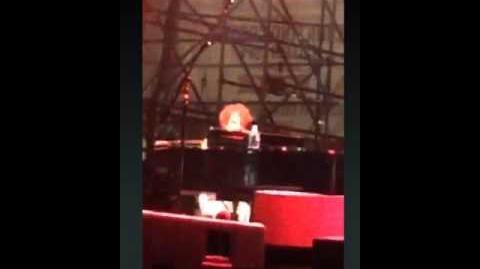 "Darren Criss at Elsie Fest - Part 4 - ""This Time"""