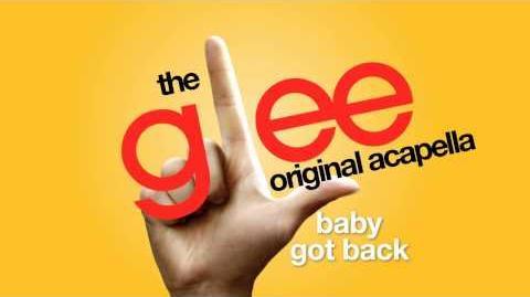Glee - Baby Got Back - Acapella Version