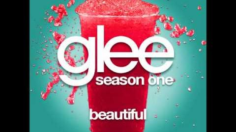 Glee - Beautiful (DOWNLOAD MP3 LYRICS)