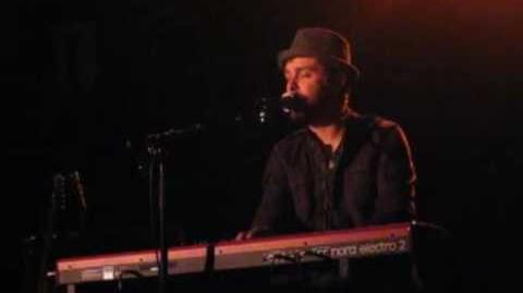 "Greg Laswell - ""Girls Just Wanna Have Fun"""