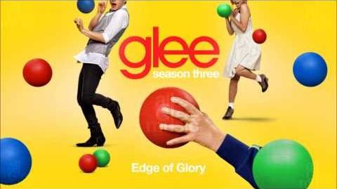 Edge of Glory Glee HD FULL STUDIO