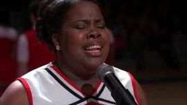 Glee - Beautiful full performance HD (Official Music Video)