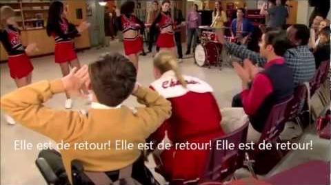 Glee - Sneak Peek 4x13 Diva VOSTFR