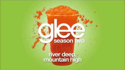 River Deep, Mountain High Glee HD FULL STUDIO