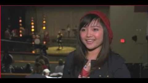"Charice - Preview All by Myself on GLEE ""NIGHT OF NEGLECT"" episode on 19 Apr 2011"