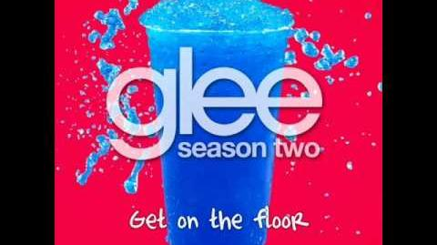 ''Me Against The Music'' Glee Version by Brittany & Santana-0