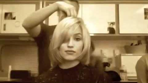 Dianna Agron Relooking pour GleeStreaming