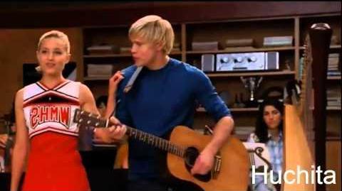Glee - Lucky (Full Performance) HD-0