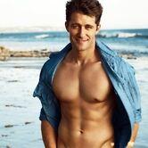 Matthew-Morrison-Shirtless-Abs-Body