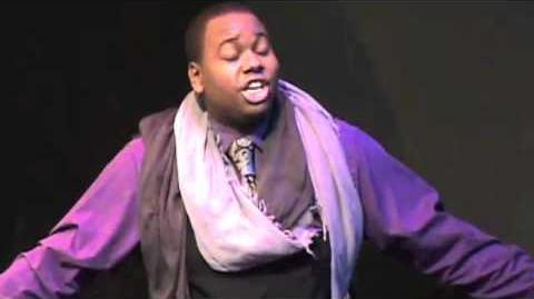 """I AM CHANGING"" Alex Newell"