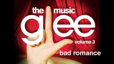 Glee - Bad Romance HD FULL STUDIO