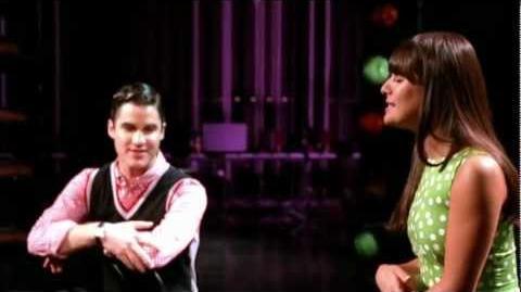 Glee - Big Girls Don't Cry (Full Performance) HD