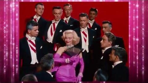Marilyn Monroe - Diamonds are a girl's best friend