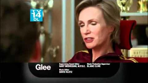 "Glee 3x16 Promo ""Saturday Night Glee-ver"" HD"
