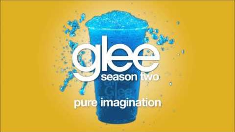 Pure Imagination Glee HD FULL STUDIO