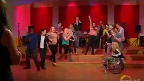 Born This Way - The Glee Project 2 Cast