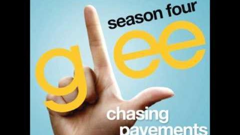 Video glee chasing pavements (download mp3 lyrics) | glee tv.