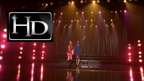 Glee flashdance (what a feeling) full performance (hd)