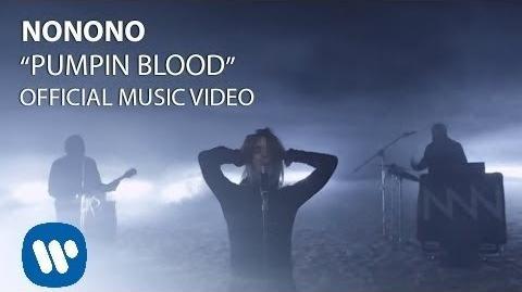 NONONO - Pumpin Blood (Official Video)-0