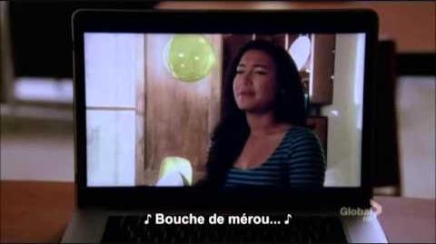 Trouty Mouth - Naya Rivera (season 4)-0