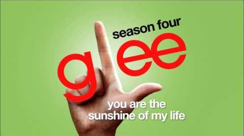 You Are the Sunshine of My Life - Glee