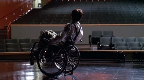 GLEE - Dancing With Myself (Full Performance) HD