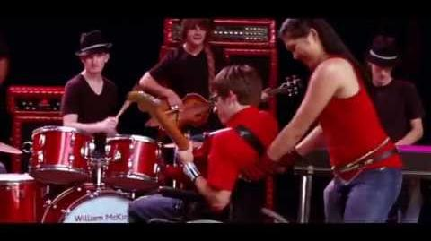 GLEE - Don't Stop Believin'