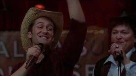 Glee - One Bourbon, One Scotch, One Beer full performance HD